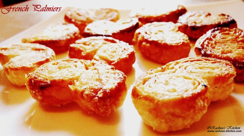 Little Heart Biscuits (Palmiers)