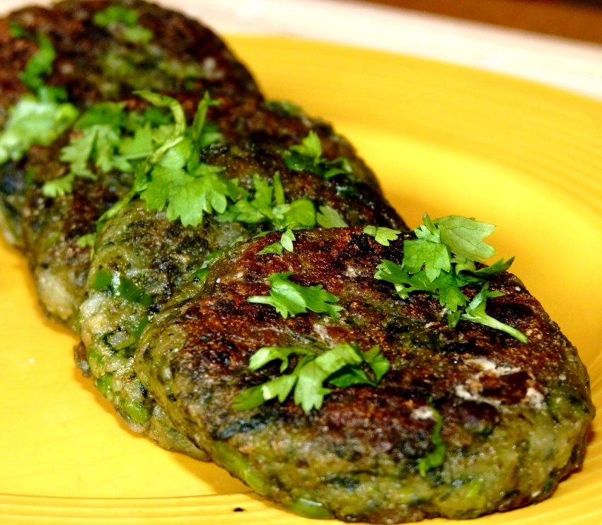 How to make hara bhara Kabab