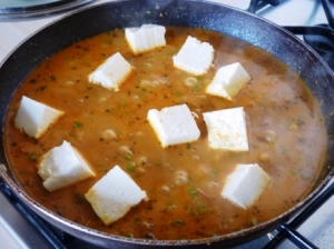 Restaurant Style Matar Paneer Recipe