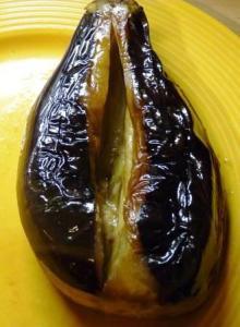 Soyabean Stuffed Tandoori Augerbine Recipe In Restaurant Style