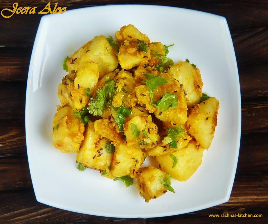 Jeera aloo Recipe for vrat