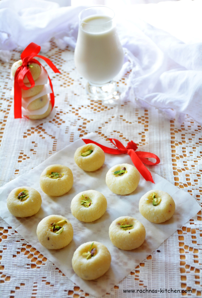 Coconut peda recipe