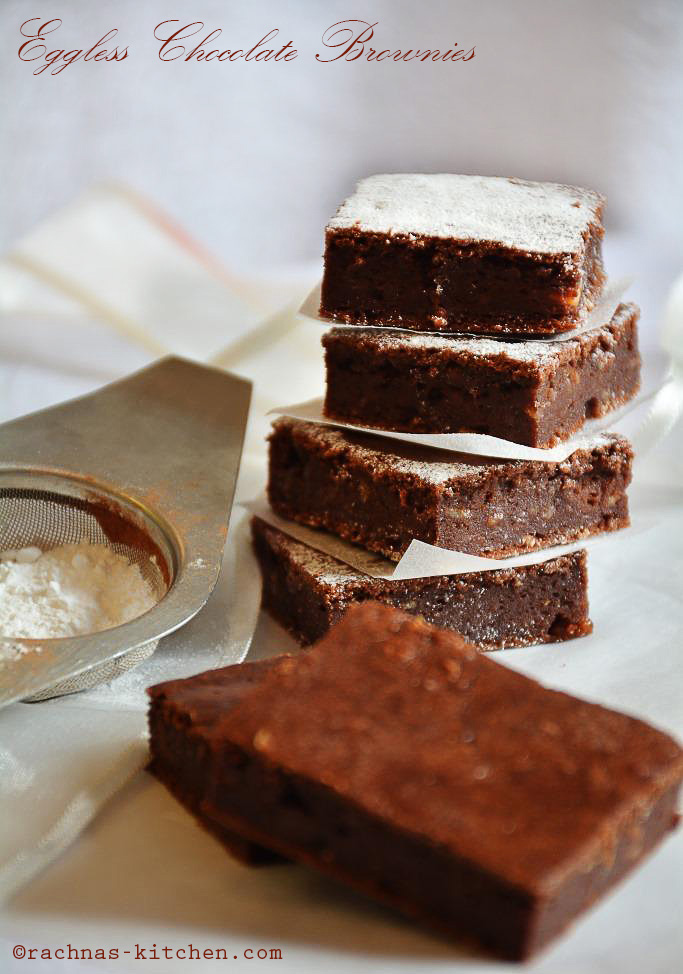 zero fat chocolate brownies