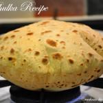 How to make Phulka