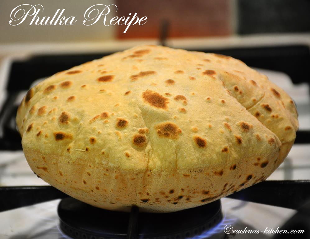 How to make Phulka