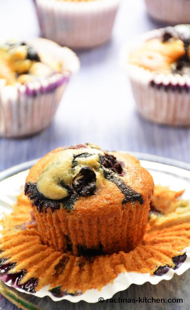 best blueberry muffins recipe