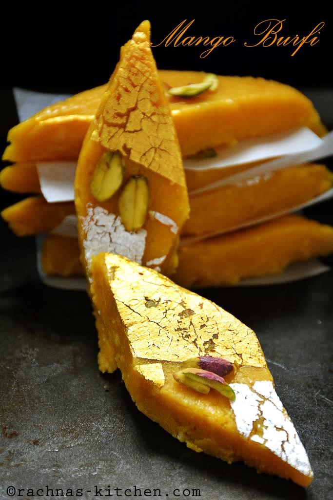 mango-burfi for raksha bandhan