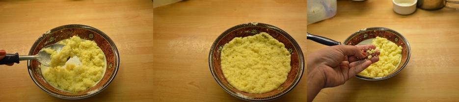 khoya recipe step 4