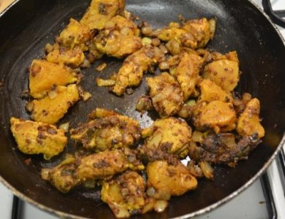 chicken vindaloo step 8
