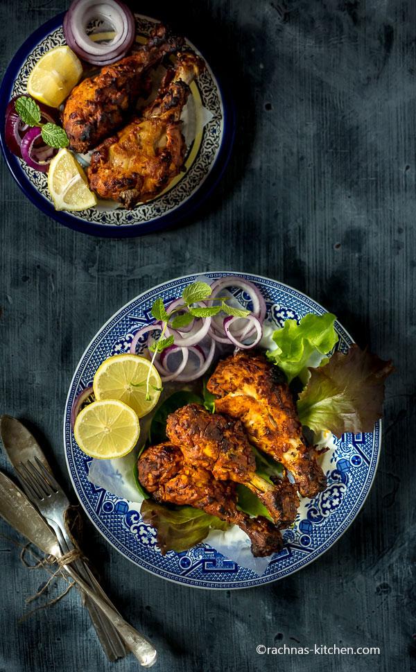 Tangdi kabab recipe