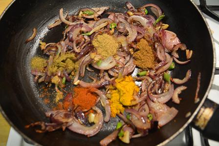 Bindi fry step-4