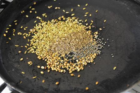 bharwa baingan bhindi step-