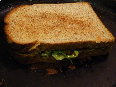 mushroom sandwich steps_12