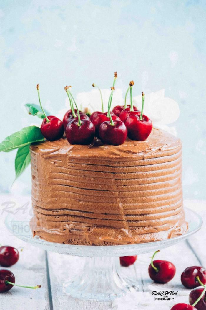 basic eggless cake recipe
