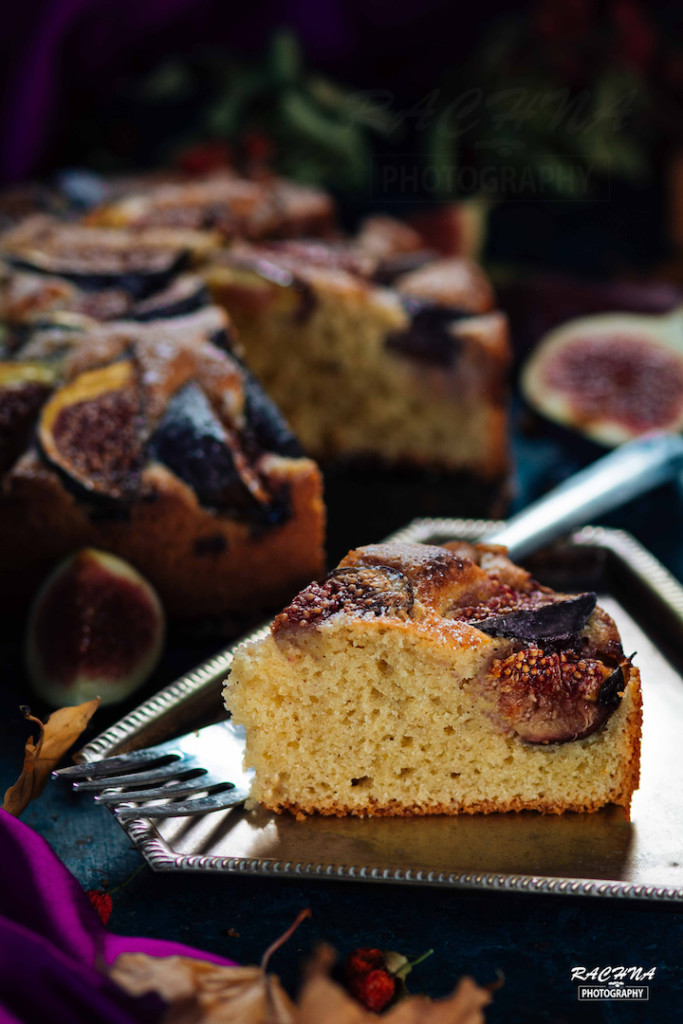 Figs and almond cake recipe 5