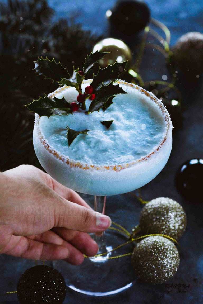 Jack Frost Cocktail Recipe 3