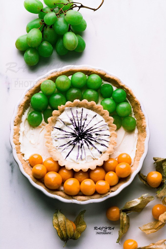 India Republic day 2018 Special Tricolor Tart Recipe