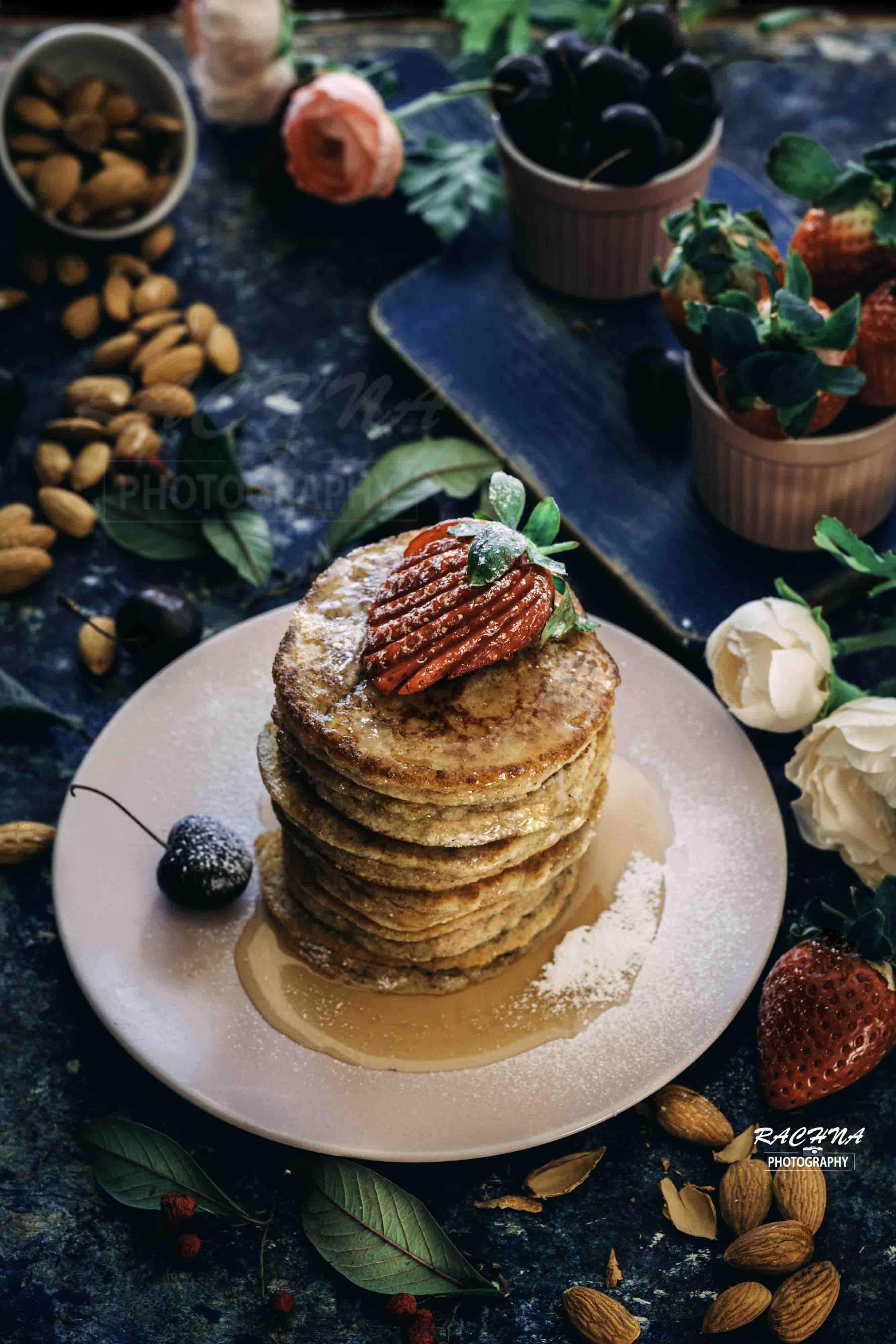 Low Carb Keto Pancakes recipe